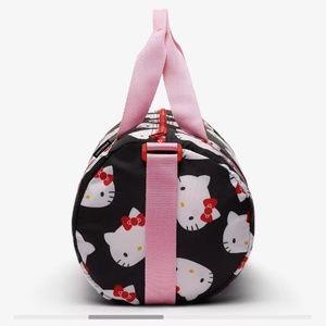 Hello Kitty Bags - Limited Edition Converse x Hello Kitty duffel bag 2dd1a36c281fc